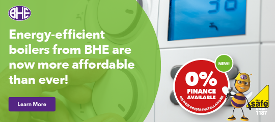 Upgrade Your Gas Boiler With BHE Finance Today!