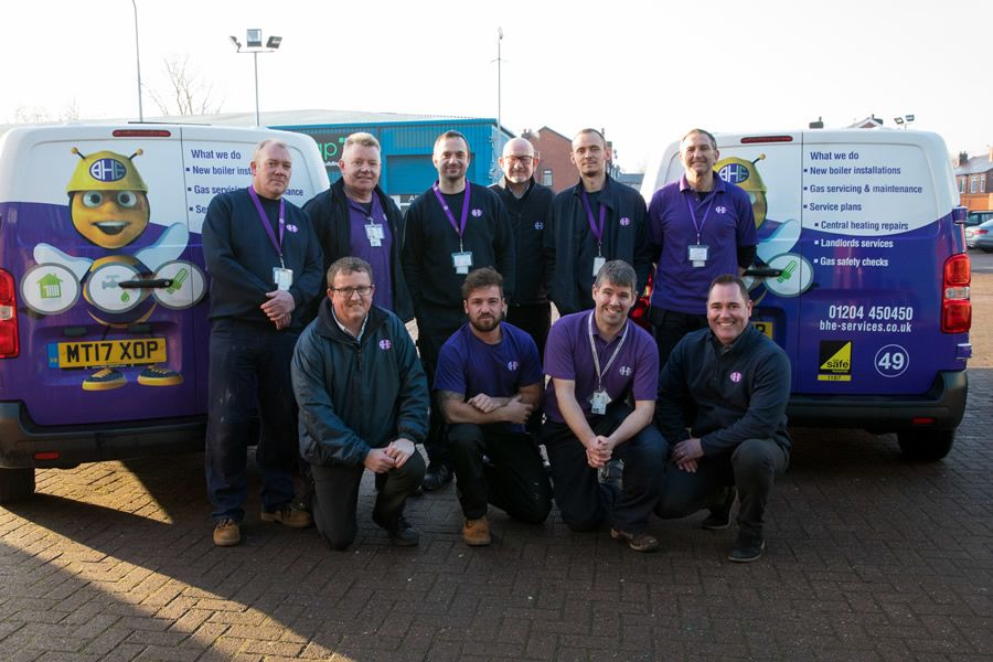 Meet the BHE Services Team