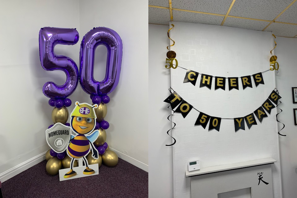 BHE Celebrating 50 Years of Business