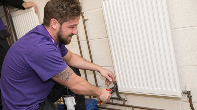 Gas, Plumbing and Heating Services image