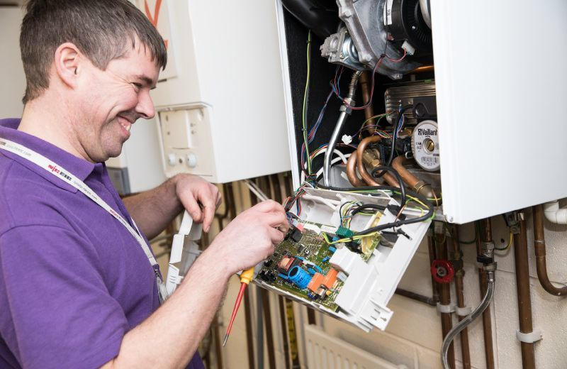 Gas Boiler Repairs in Grange-over-Sands