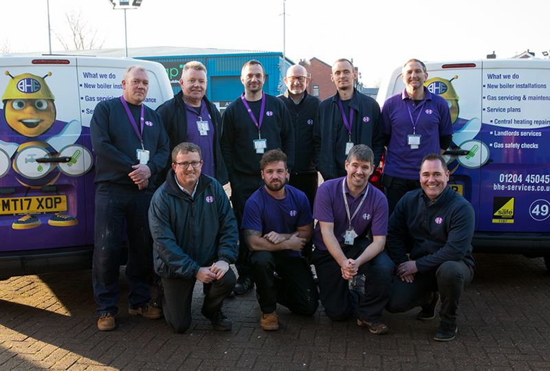BHE Services team images 1